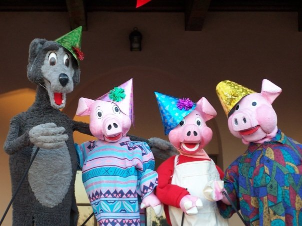 Great Arizona Puppet Theater Puppet Show Pictures
