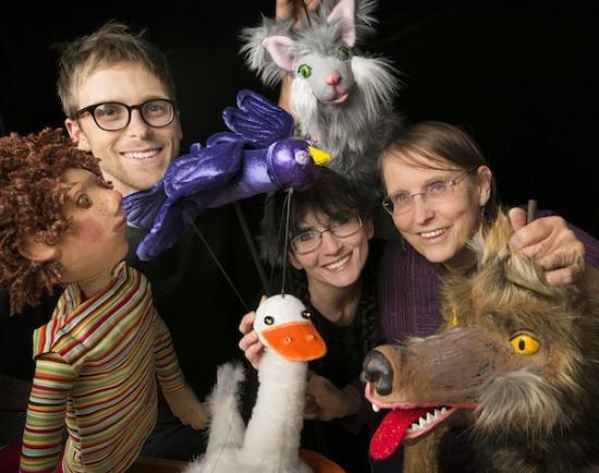 "Guest Artist Eulenspiegel Puppet Co Presents: ""Peter & The Wolf"""