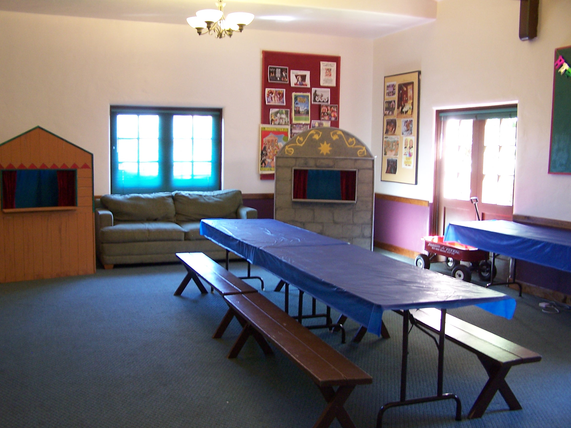 Party Room Full View