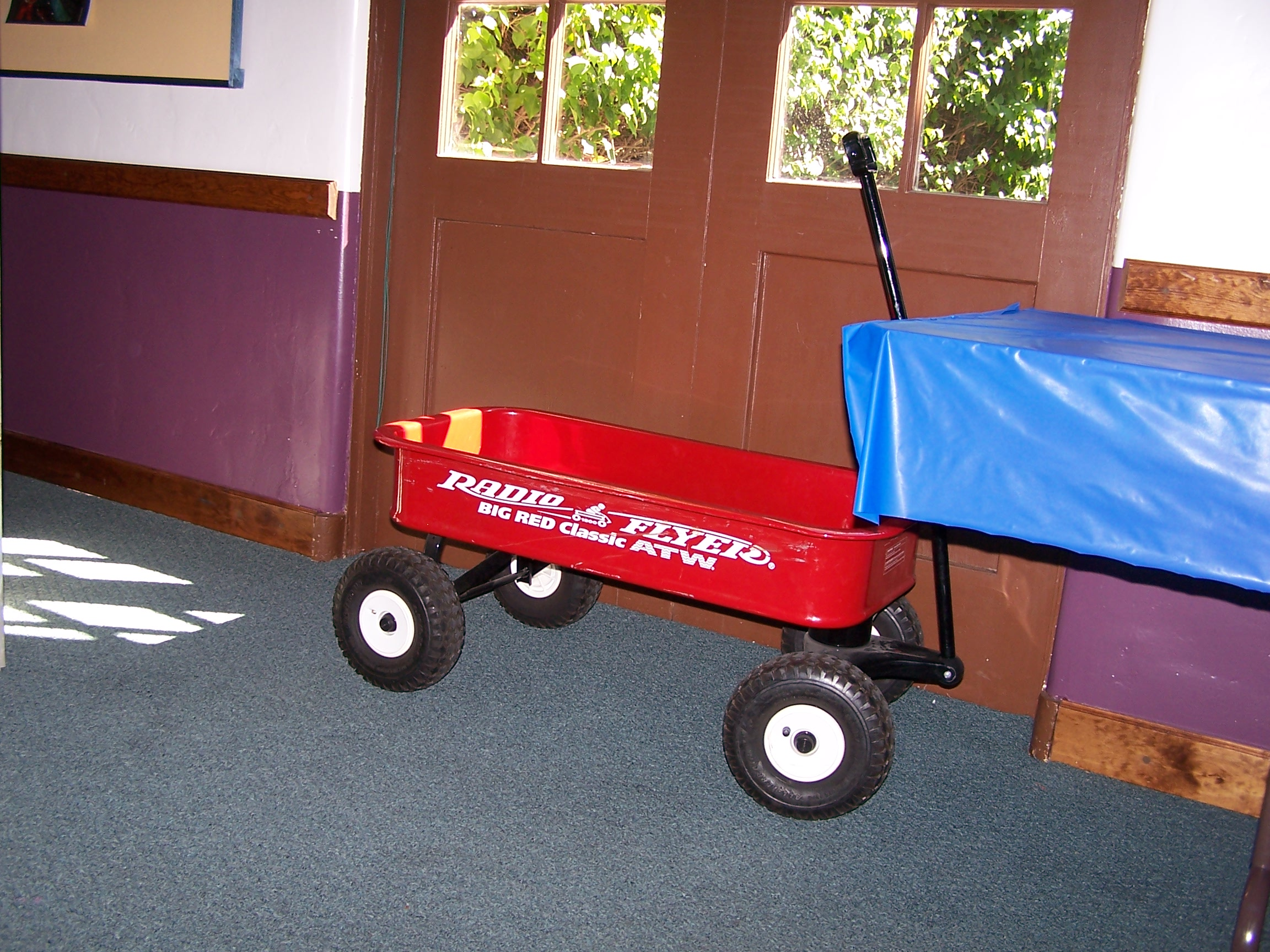 Wagon for Use
